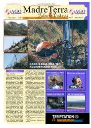 madreterra numero 9 - settembre 2010 - Madreterranews.it