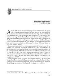 Fondazioni di origine pubblica - Consiglio italiano per le Scienze ...