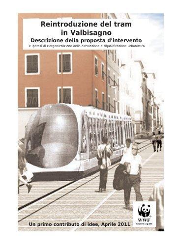 Reintroduzione del tram in Valbisagno - Urban Center Genova ...
