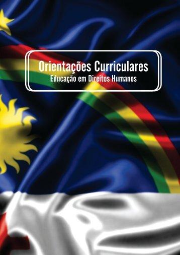 Caderno Direitos Humanos - Secretaria de Educação de Pernambuco