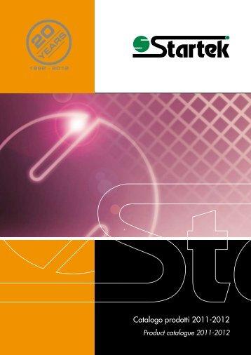 catalogo startek 2012 - Lavorwash