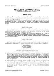 Domingo 16 de tiempo ordinario - Telefonica.net