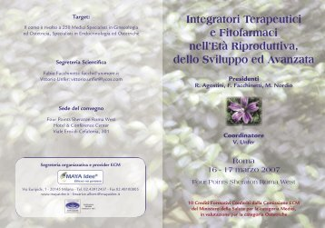 Integratori terapeutici definitivo.indd - Maya Idee