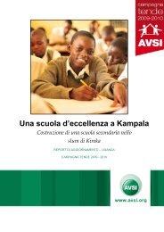 La Scuola secondaria per i ragazzi di Kireka in Uganda, a ... - avsi