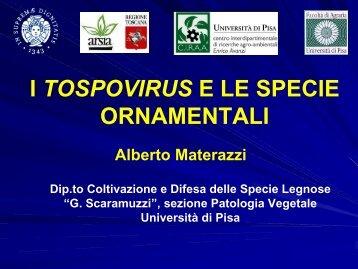 biologia e difesa – Dott. Alberto Materazzi