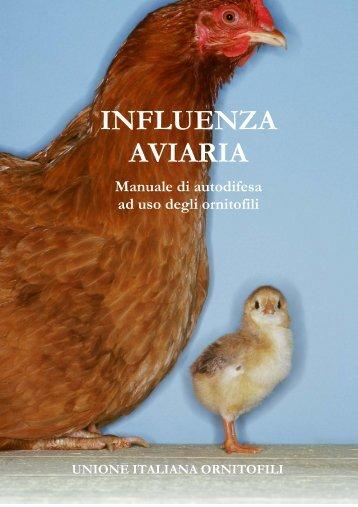 Manuale Influenza Aviaria - Unione Italiana Ornitofili