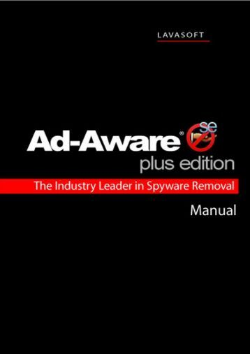 Download Ad-Aware for total peace of mind