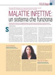 Malattie infettive: un sistema che funziona - Ipasvi