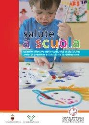 Salute a scuola - malattie infettive nelle comunità scolastiche: come ...