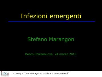 Infezioni emergenti - Ordinevetverona.it