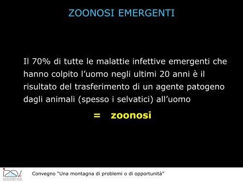 Infezioni emergenti - Ordinevetverona.it