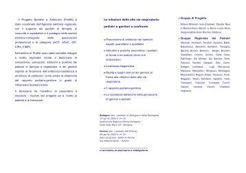 programma ProBA - (USL) di Rimini