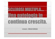 sclerosi multipla… - InfermieriSiNasce.it