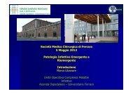 Patologia infettiva emergente e riemergente-Libanore.pdf - Azienda ...