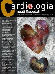 Cardiologia negli Ospedali n° 191 Gennaio / Febbraio 2013 - Anmco