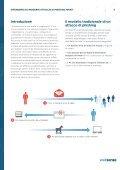 difendersi dai moderni attacchi di phishing mirati - Websense - Page 2