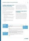 difendersi dai moderni attacchi di phishing mirati - Websense - Page 3