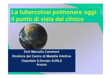 il punto di vista del clinico - Centro Francesco Redi