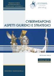 cyberweapons aspetti giuridici e strategici - Istituto Machiavelli