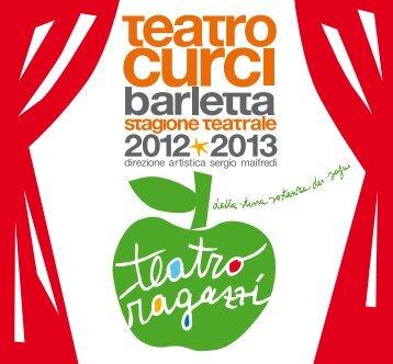 Brochure Teatro Ragazzi - Comune di Barletta