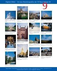 50 neue Reisefotografien der CD Rom Volume 09 - bei Kessler ...