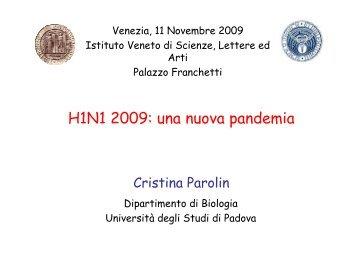 presenta - Istituto Veneto di Scienze, Lettere ed Arti