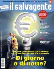 Il Salvagente n° 4 - Modenacinquestelle.it