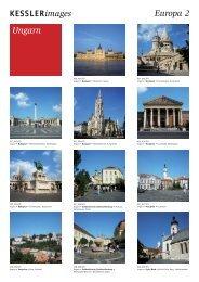 KESSLERimages Europa 2 Ungarn - bei Kessler Medien