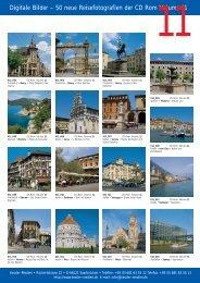 50 neue Reisefotografien der CD Rom Volume 11 - bei Kessler ...