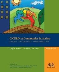 CICERO: A Community In Action - Corazon Community Services