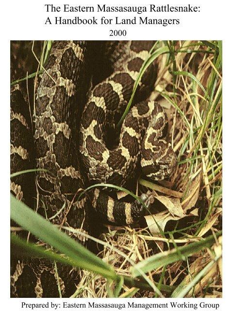 The Eastern Massasauga Rattlesnake: - U.S. Fish and Wildlife Service