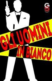 Gli Uomini in Bianco -v1 - Glauco Silvestri