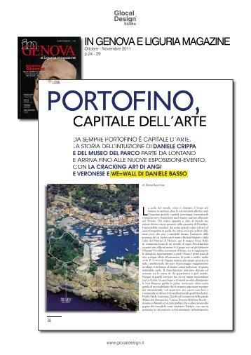 In Genova e Liguria - Glocal Design