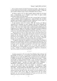 02-2005 - Morte di Giovanni Paolo II - don Luigi Piovan.pdf - Lamico.It