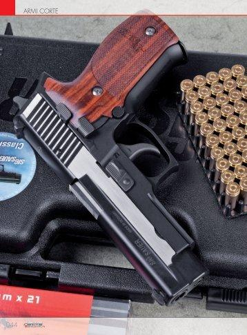 Sig-Sauer P226 Custom Equos - Bignami