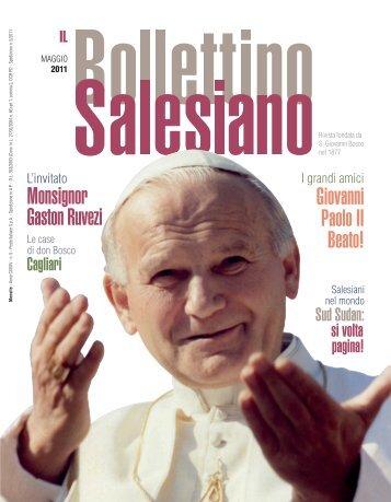 Monsignor Gaston Ruvezi Giovanni Paolo II Beato! - il bollettino ...