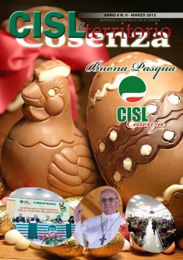 Giornale n. 1 - CISL Cosenza