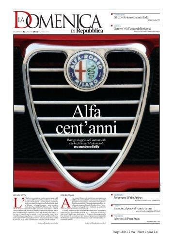 DI Repubblica - La Repubblica