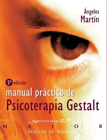 manual práctico de psicoterapia gestalt - Publidisa
