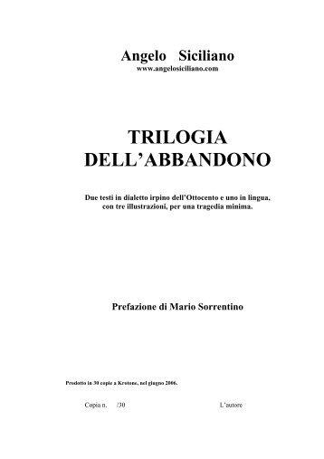 scarica in formato pdf - Angelo Siciliano