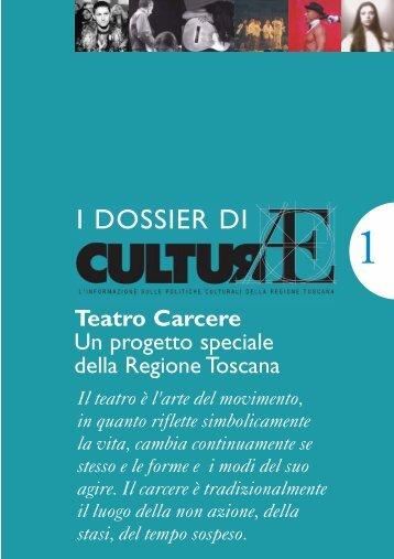 Teatro Carcere - Regione Toscana