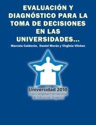 Evaluación y diagnóstico para la toma de decisiones en las ...
