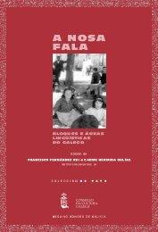 Imprimir 1ª pág. A Nosa Fala CD - Consello da Cultura Galega