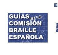 Guías de la Comisión Braille Española: Lingüística (63,29 Mb)