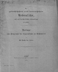 Buchsweiler (Unter-Elsaß), Gymnasium 1886/87 (pdf-Datei