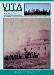 RIVISTA 4 (dicembre 2007) - Santuario di Puianello
