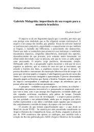 CONFERÊNCIA NO ENCONTRO RIO \(BRASIL/ITÁLIA\)