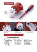 neuen Produktinformation - Walther - Seite 3