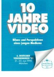 Nachlese zum6.Deutschen Videokongress - MADE IN QUALITY