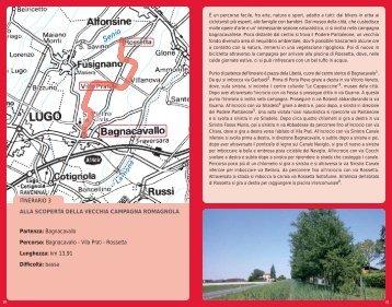 Alla scoperta della vecchia campagna romagnola - Romagna d'Este